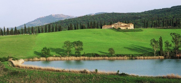 Wedding in an Exclusive resort near Montalcino, Tuscany